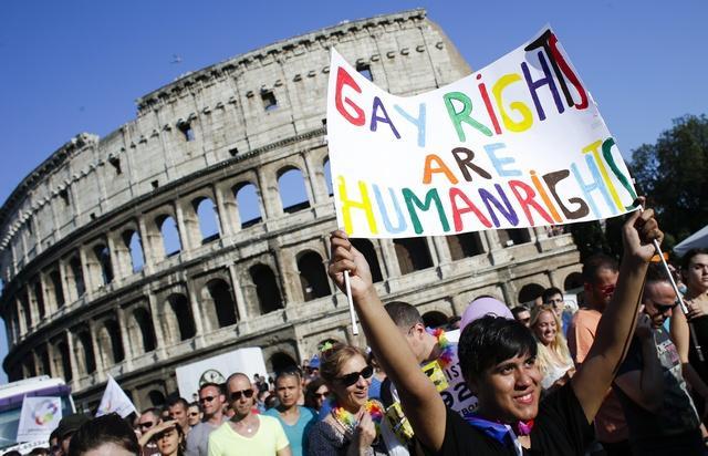 Témoignage : « Il est difficile d'être gay aujourd'hui en Italie »