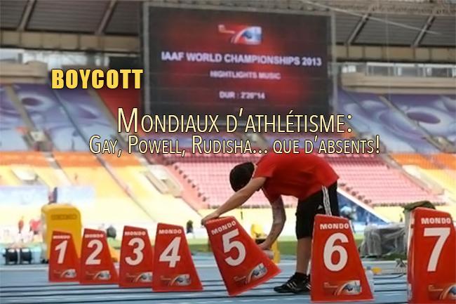 Russie: la loi sur l'homosexualité pèse sur les Mondiaux d'athlétisme