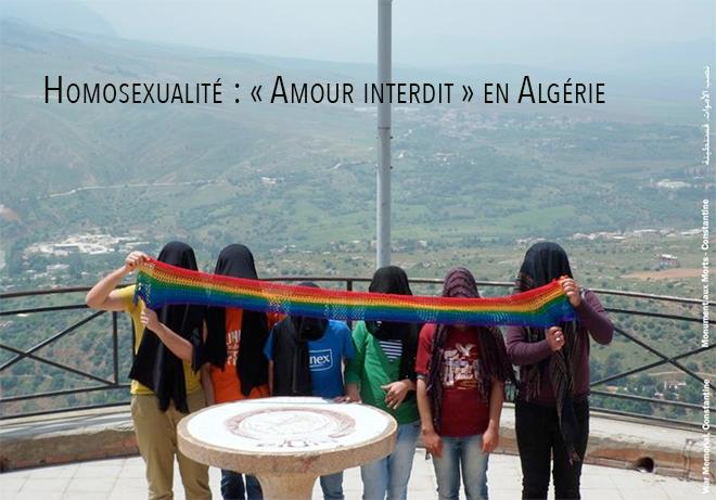 Homosexualité : « Amour interdit » en Algérie