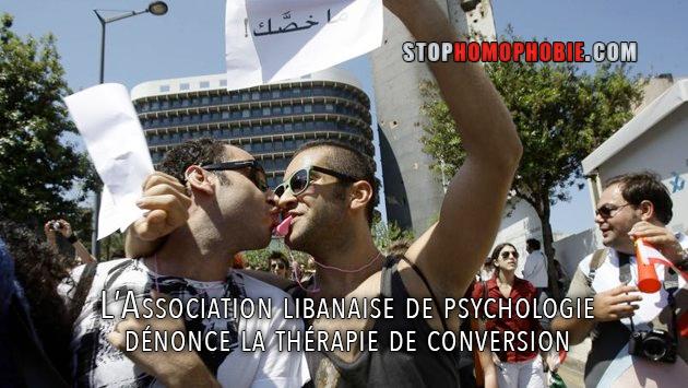 Liban Homosexualité : la LPA dénonce la thérapie de conversion
