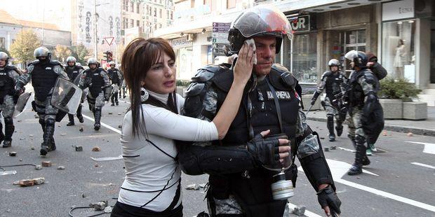 """La Gay Pride de Belgrade interdite pour """"raisons de sécurité"""""""