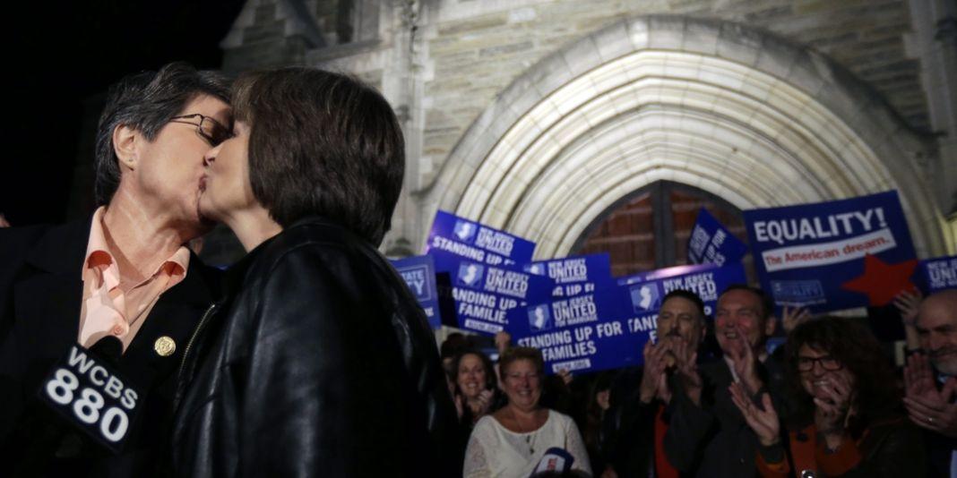 Etat-Unis : Une juge ordonne l'autorisation des mariages homosexuels dans le New Jersey
