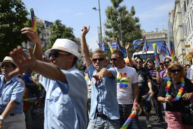 MARSEILLE: Après l'échec de l'Europride, un appel «au réveil» de la communauté lesbienne, gay, bisexuelle et transgenre