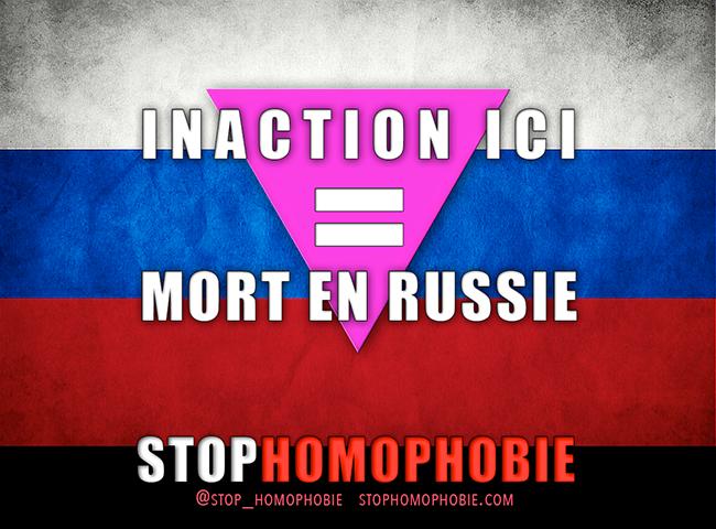 Russie : Montons au créneau pour défendre les droits des minorités mises à mal