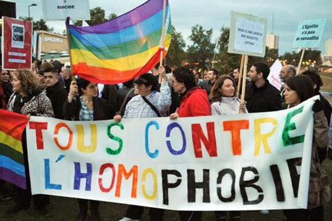 Elisabeth Ronzier : «La parole homophobe a été libérée»