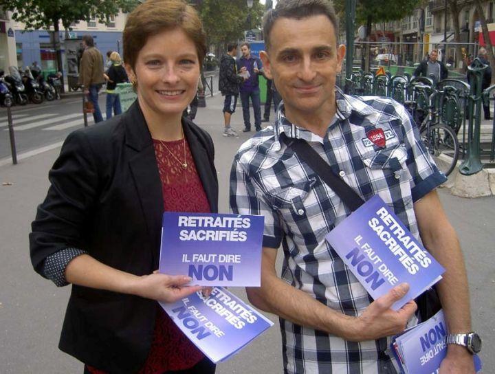 FN : liste gay-friendly dans le IIIe arrondissement à Paris ? Ca n'en reste pas moins le Front National !