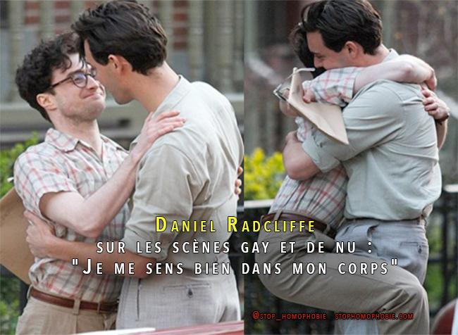 Daniel Radcliff scène de sexe gay