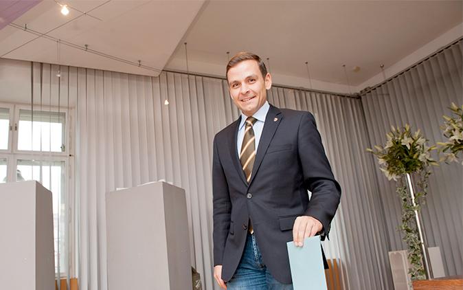 Autriche : Un gay à la tête d'un parti populiste