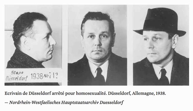 La #persécution des #homosexuels sous le Troisième #Reich