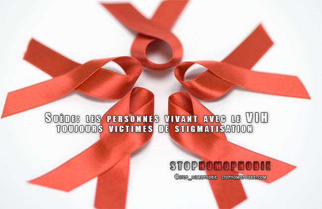 Suède: les personnes vivant avec le VIH toujours victimes de stigmatisation