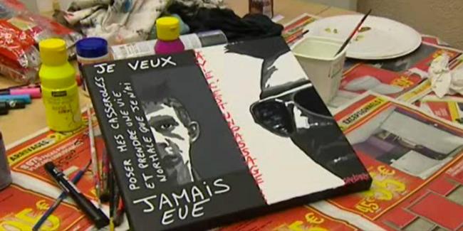 Traumatismes et arts, @_LeRefuge de Montpellier conjugue la vie et ses douleurs