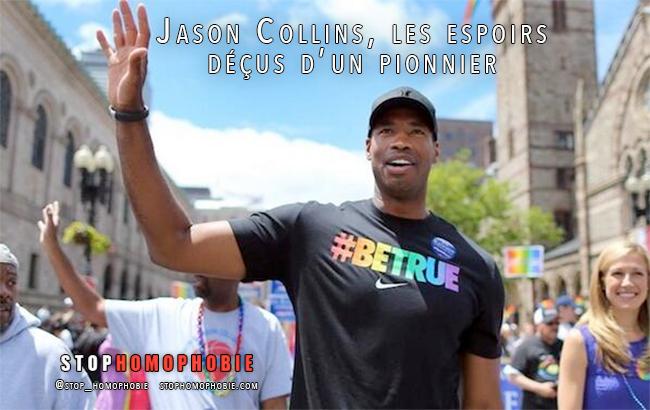 « Je suis un pivot de 34 ans, noir et gay » : Jason Collins, les espoirs déçus d'un pionnier