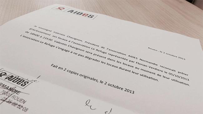 Réunion d'Information Publique sur la création d'une futur #antenne de l'#Association Nationale @_LeRefuge en #Normandie !