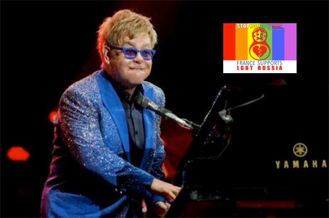 Russie : Quand un imam du Tatarstan promet un «châtiment divin» pour les fans d'Elton John