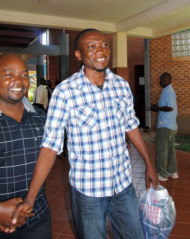 Zambie : Début du procès d'un militant gay accusé d'apologie de l'homosexualité