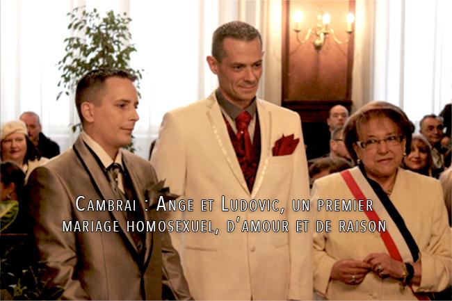 rencontre gay pour mariage à Cambrai