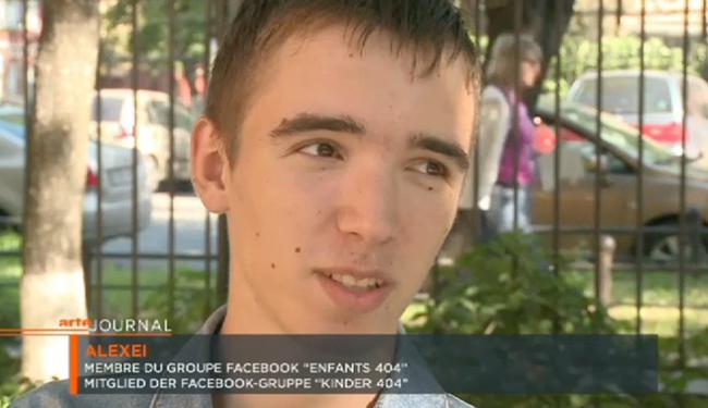 ToRussiaWithLove : Reportage vidéo et témoignage d'un jeune ado russe en proie à l'homophobie