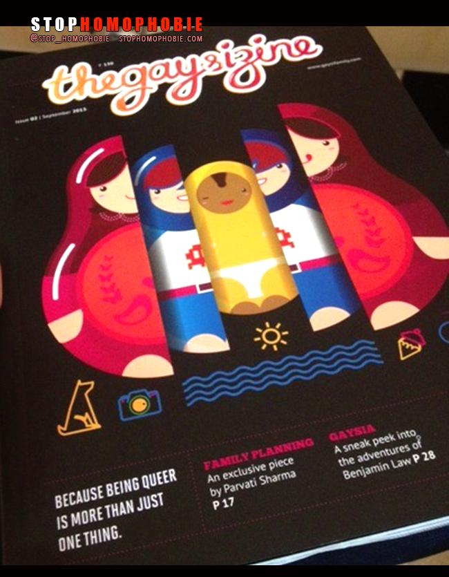 The Gaysi_Zine : un nouveau magazine friendly en Inde et sur papier s'il vous plaît