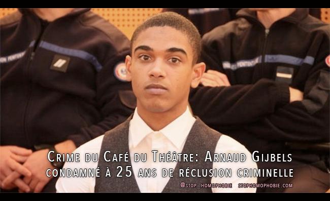 #Besançon : 25 ans de réclusion pour l'#assassin d'un patron de bar #homosexuel
