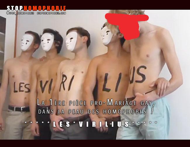 """DERNIERS JOURS pour rendre encore plus virils """"LES #VIRILIUS"""""""