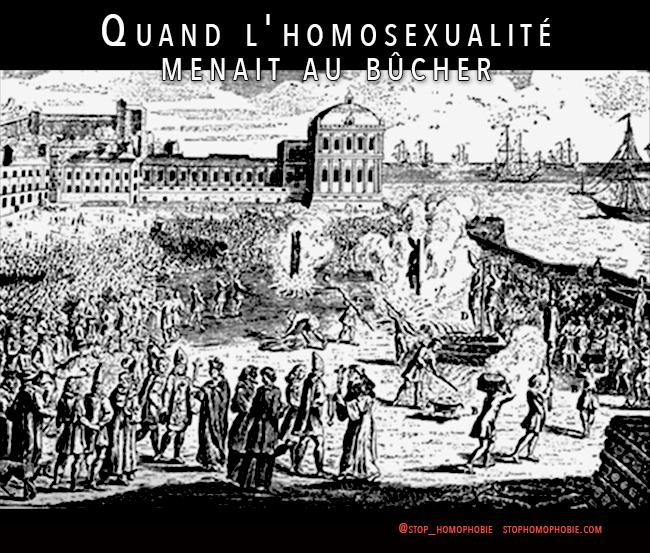 #1750 : quand l'#homosexualité nous menait au #bûcher