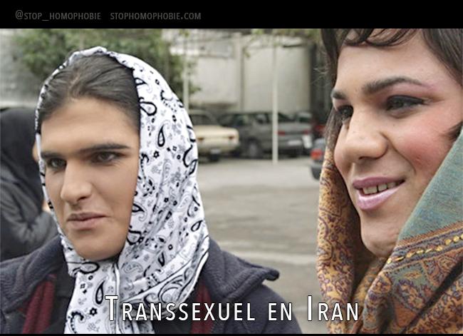 #Transsexuel en #Iran