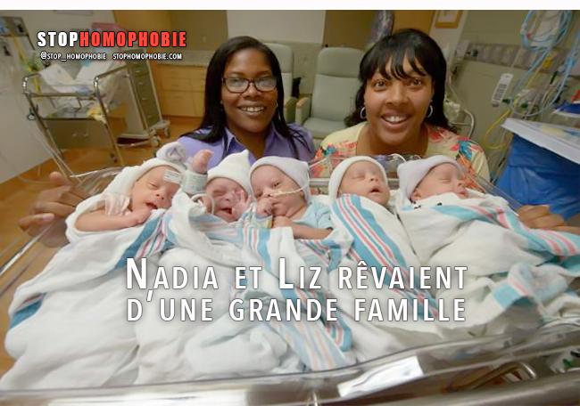 Nouvelle-Orléans : Un premier Noël miraculeux pour un #couple de #mamans, après neuf tentatives de #fécondations in vitro...
