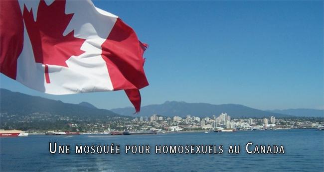 Une #mosquée pour #homosexuels au #Canada