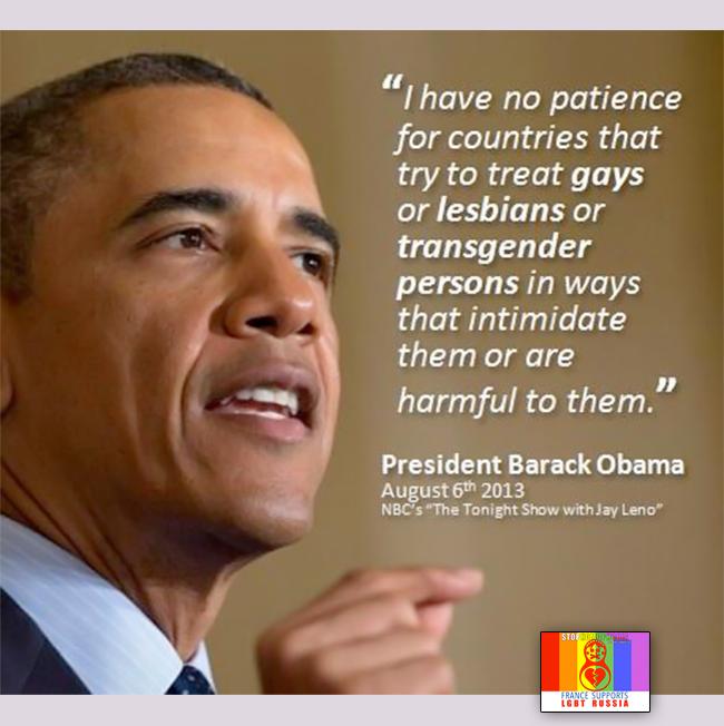 #Boycott ou #provocation ? Des #homosexuels pour représenter les #USA aux #JO de #Sotchi : Ça relève du #génie