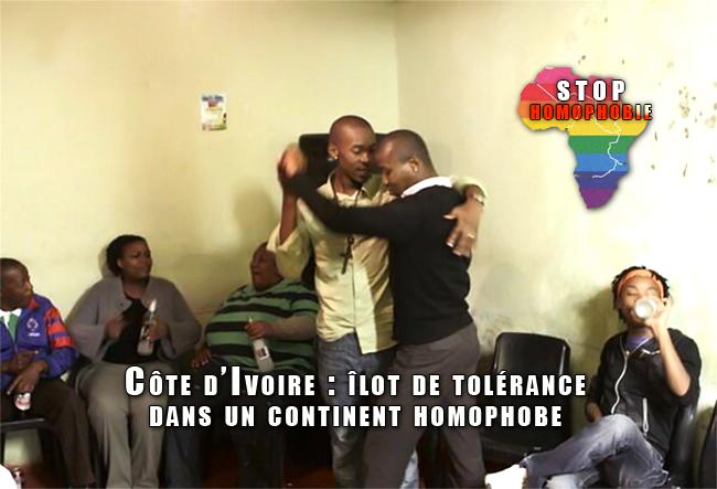 Côte d'Ivoire : îlot de tolérance dans un continent homophobe