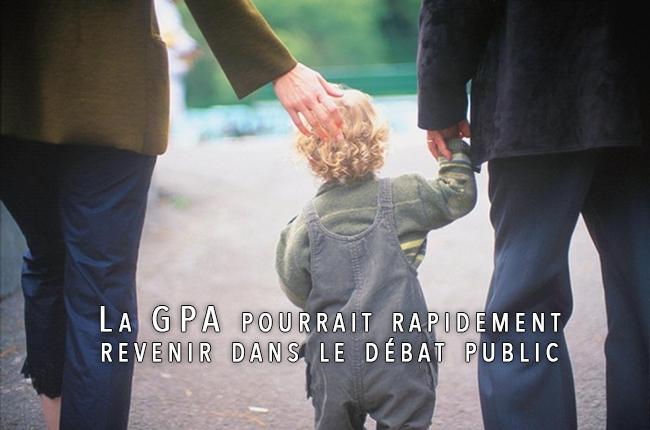 La GPA pourrait rapidement revenir dans le débat public