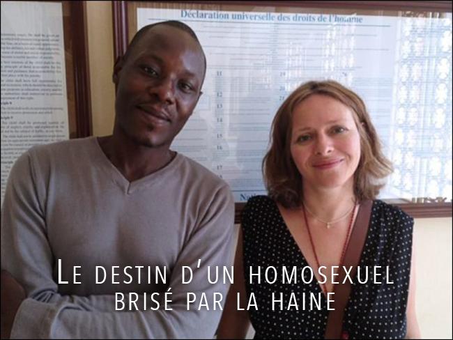 Caméroun : Le destin d'un #homosexuel brisé par la #haine