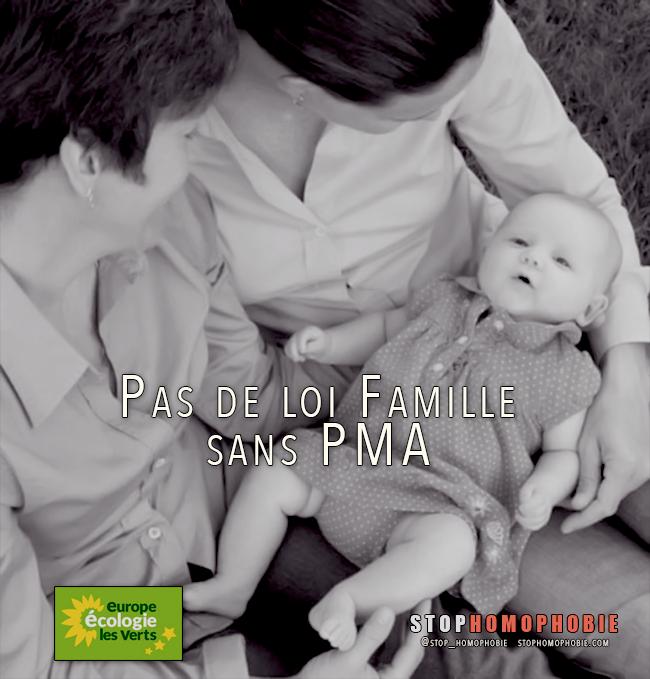 Pas de loi Famille, sans Procréation Médicalement Assistée