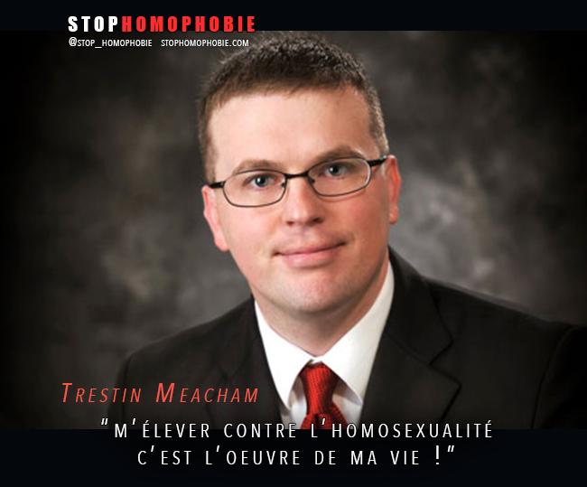 Utah : Quand lutter contre l'homosexualité devient l'œuvre de sa vie ! Un cousin à Christine ?