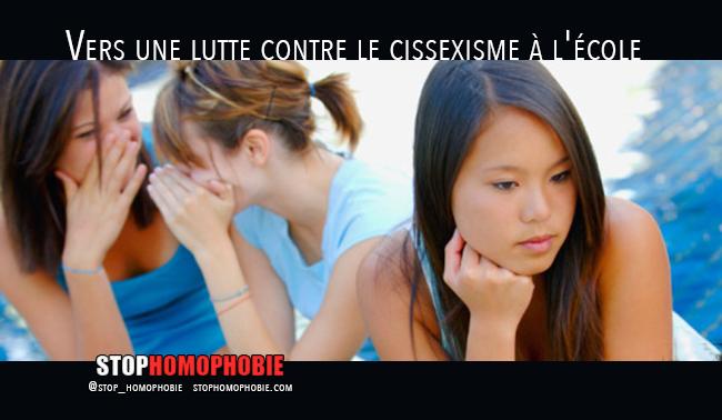#VIDEO : Vers une lutte contre le cissexisme à l'école