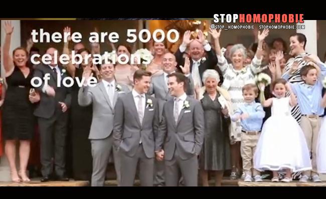 Mariage gay : pour Coca, tous les esprits ne semblent pas prêts
