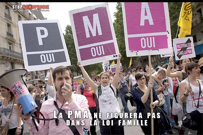 Loi « famille » : le rendez-vous manqué de l'égalité ? Communiqué de presse de l'Inter-LGBT