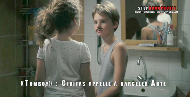 «Tomboy» : #Civitas appelle à harceler #Arte
