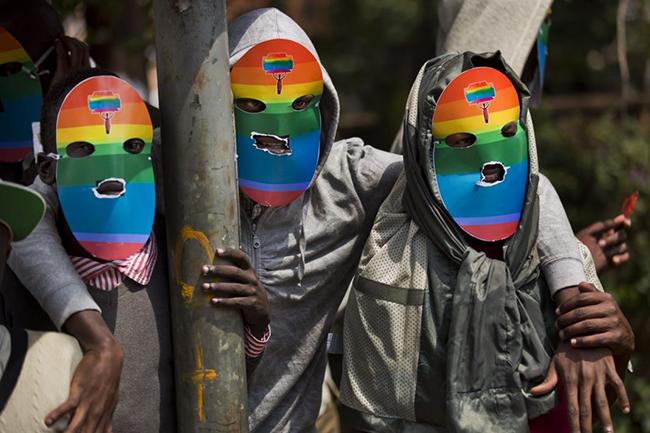 En Afrique, l'homosexualité hors-la-loi