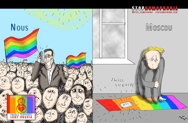 #LGBT #Sochi #gaypropaganda #droitshumains : le #CIO doit être plus strict, selon une coalition