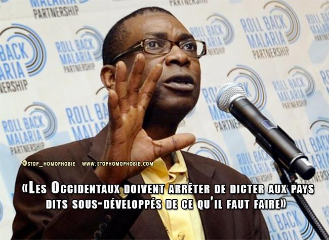 Youssou Ndour sur l'homosexualité : «Les Occidentaux doivent arrêter de dicter aux pays dits sous-développés de ce qu'il faut faire»