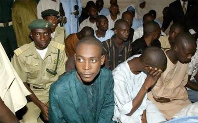 Au Nigeria, sept homosexuels présumés libérés sous caution