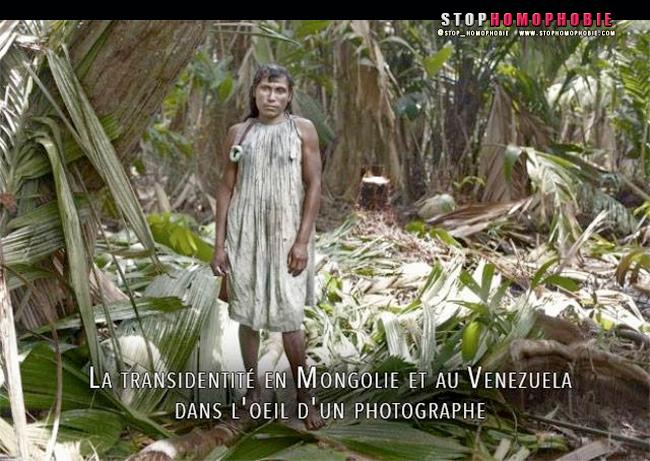 #Vidéo : La #transidentité en #Mongolie et au #Venezuela dans l'oeil d'un photographe