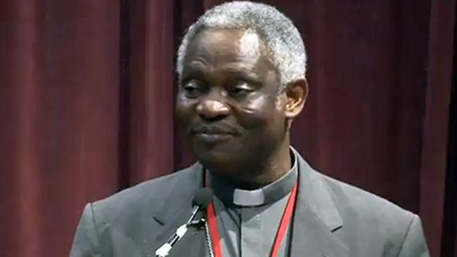 Quand le cardinal ghanéen Peter Turkson dénonce la loi homophobe ougandaise