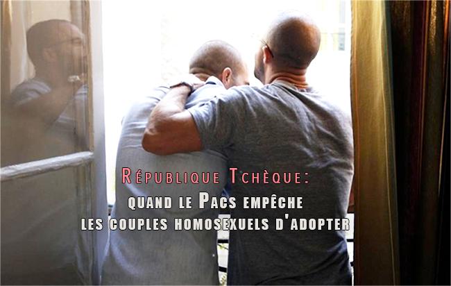République Tchèque: quand le Pacs empêche les couples homosexuels d'adopter