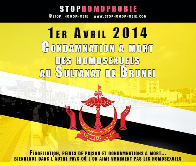Flagellation, peines de prison et condamnations à mort des #LGBTI : Bienvenue au Sultanat de Brunei, l'autre pays de l'homophobie d'état