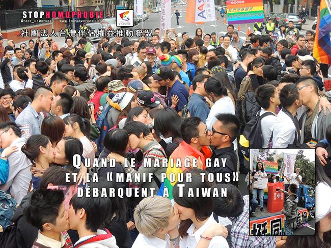 premier pays d Asie à légaliser le mariage Gay