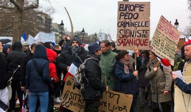 Manifestation Jour de Colère : un flop retentissant