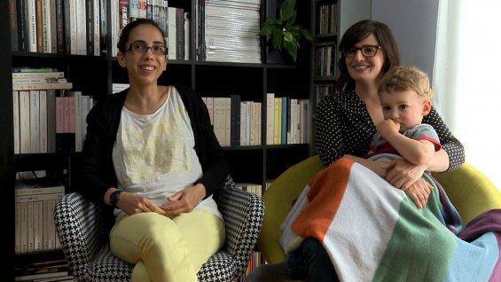 « Mes parents sont gais » : un documentaire inédit sur le quotidien de familles homoparentales (VIDEO)