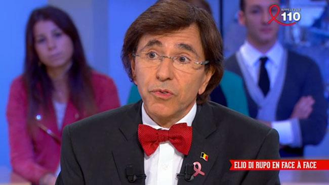 #Politique : Quand Elio Di Rupo, premier ministre belge, donne une leçon de liberté à la France
